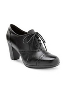 "Clarks® ""Brynn Marina"" Casual Heels - Black"