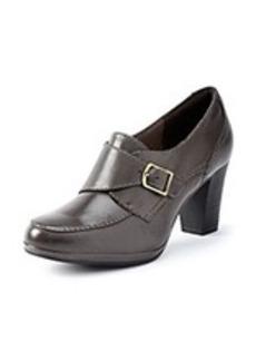 """Clarks® """"Brynn Poppy"""" Casual Heels"""