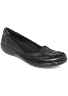 Clarks Collection Women's Ashland Hustle Flats Women's Shoes