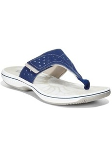 Clarks Collection Women's Brinkley Star Flip Flops Women's Shoes