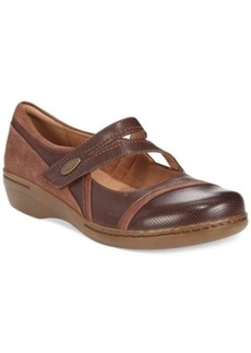 Clarks Collection Women's Evianna Crown Flats Women's Shoes