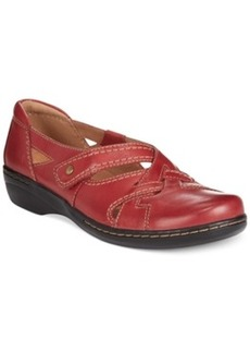 Clarks Collection Women's Evianna Peal Flats Women's Shoes