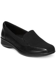 Clarks Collection Women's Gael Castor Flats Women's Shoes