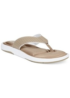 Clarks Collection Women's Olina Blossom Flip Flops Women's Shoes