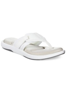 Clarks Collection Women's Olina Park Flip Flops Women's Shoes