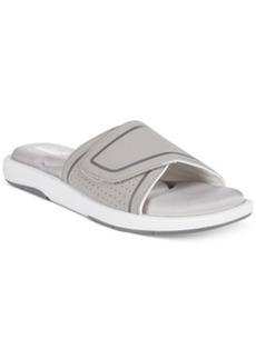 Clarks Collection Women's Olina Path Flat Sandals Women's Shoes