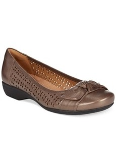 Clarks Collection Women's Propose Band Flats Women's Shoes