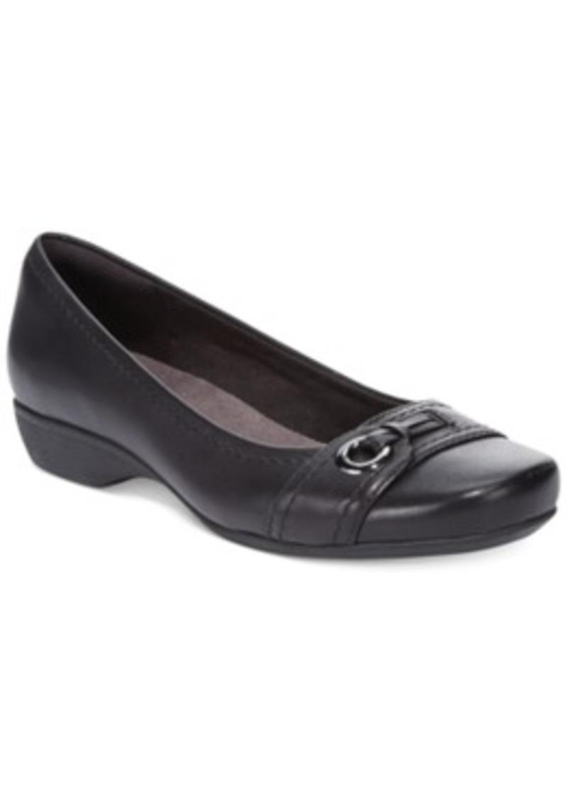 Womens Black Choir Shoes