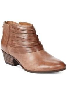 Clarks Collection Women's Spye Celeste Multi-Band Booties Women's Shoes