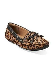"Clarks® ""Dunbar Cruiser"" Casual Shoes - Leopard"