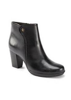 "Clarks® ""Halia Perch"" Dress Boots - Black"