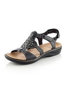 "Clarks® ""Leisa Taffy"" Casual Sandals"