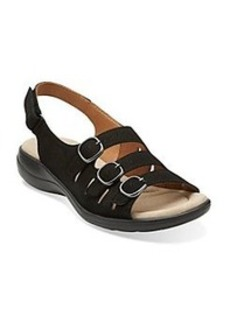 """Clarks® """"Saylie Medway"""" Casual Slingback Sandals"""