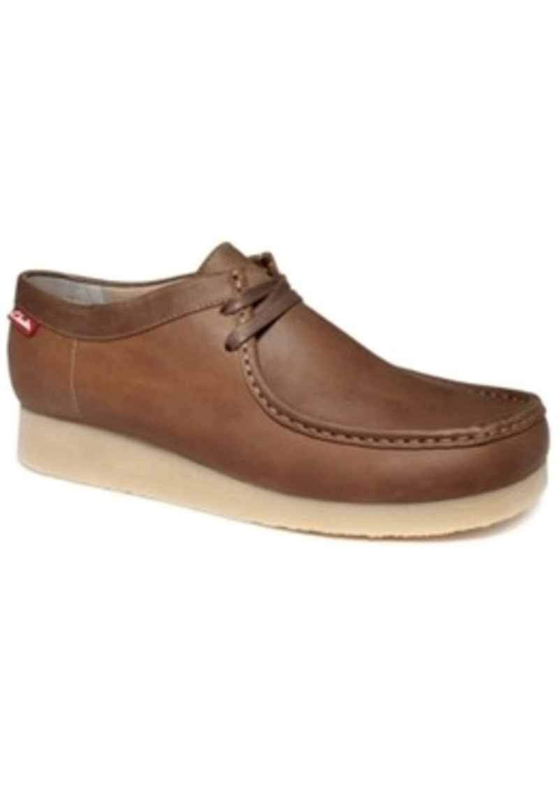 clarks clarks stinson low top wallabee boots s shoes