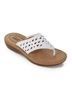 """Clarks® """"Trista Zest"""" Casual Thongs"""