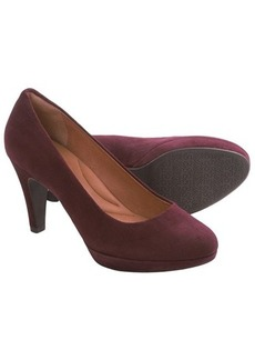 Clarks Wessex Wyvern Pumps - Suede (For Women)