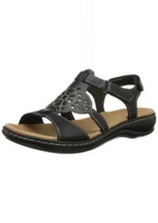 Clarks Women's Leisa Taffy Sandal