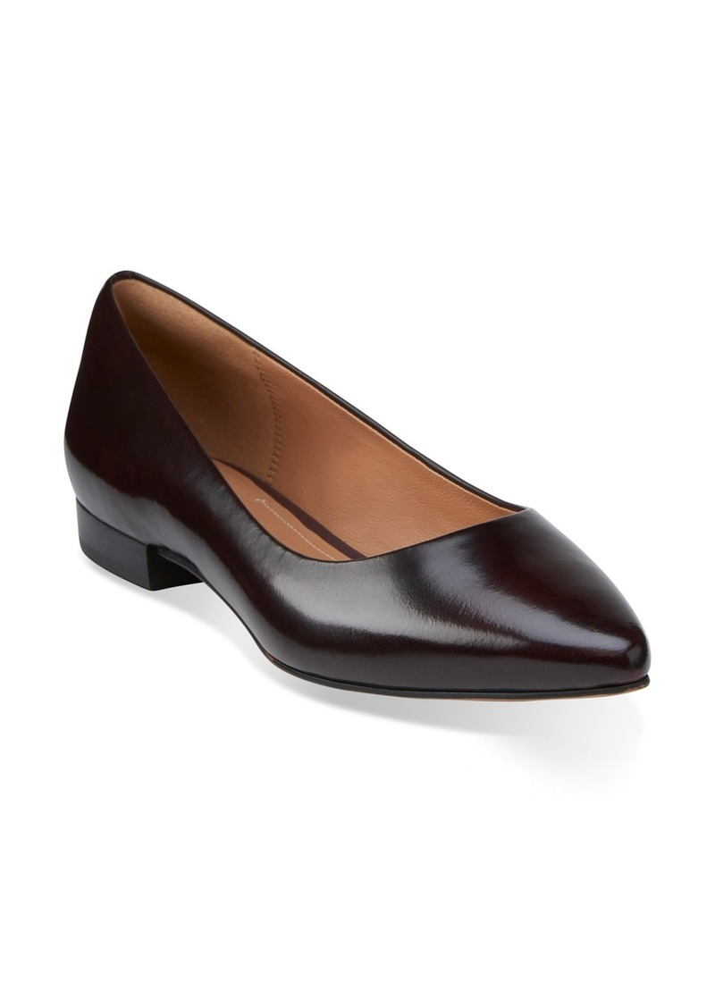 Flat Pointy Shoes Mens