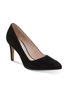 Clarks® 'DalhartSorbet' Pointy Toe Pump (Women)