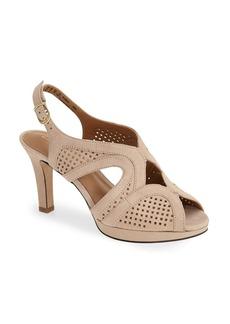 Clarks® 'Delsie Grace' Slingback Sandal (Women)