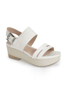 Clarks® Narrative 'Perez' Platform Sandal (Women)