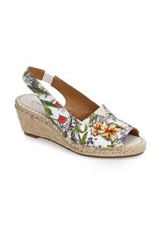 Clarks® 'Petrina Rhea' Wedge Sandal (Women)