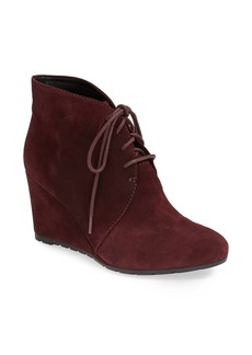 Clarks® 'Rosepoint Dew' Suede Boot (Women)