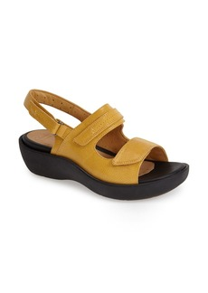Clarks® 'Un.Harvest' Leather Sandal (Women)