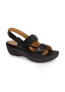 Clarks® 'Un.Harvest' Leather Sandal (Women)