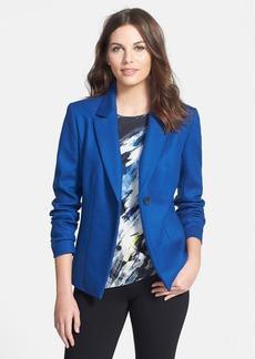 Classiques Entier® 'Blackwood' Wool Blend Jersey Jacket