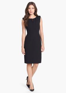 Classiques Entier® 'Bobbi' Crepe Sheath Dress