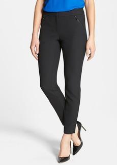 Classiques Entier® 'City Weave' Zip Pocket Pants