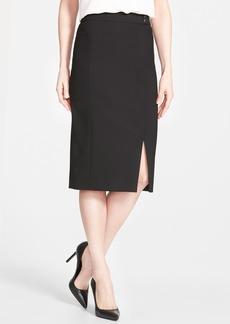 Classiques Entier® 'Colette' Faux Wrap Pencil Skirt