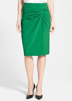 Classiques Entier® 'Colette' Knot Detail Skirt