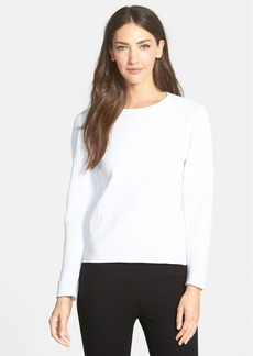 Classiques Entier® Diamond Jacquard Sweater