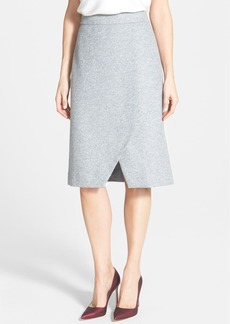 Classiques Entier® 'Dover' Flannel A-Line Skirt