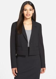 Classiques Entier® 'Elena' Jacquard Crop Jacket