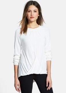Classiques Entier® High/Low Crewneck Sweater