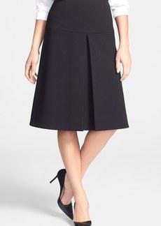Classiques Entier® Inverted Pleat Skirt