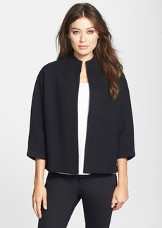 Classiques Entier® 'Libre' Wool Open Front Cardigan