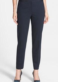Classiques Entier® Pinstripe Ankle Suiting Pants