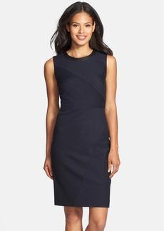 Classiques Entier® Pinstripe Sheath Dress