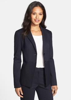 Classiques Entier® Pinstripe Suit Jacket