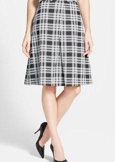 Classiques Entier® Plaid Jacquard Full Skirt