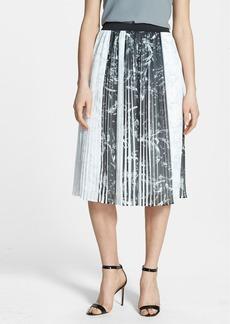Classiques Entier® Pleat Chiffon Skirt (Regular & Petite)