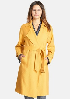 Classiques Entier® Relaxed Canvas Trench Coat