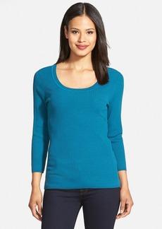 Classiques Entier® Scoop Neck Sweater