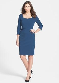 Classiques Entier® Seam Detail Ponte Dress