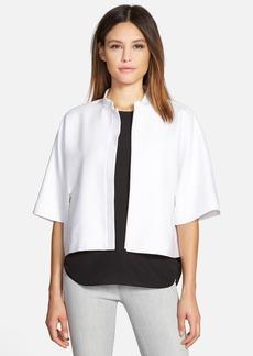 Classiques Entier® Short Sleeve Crop Jacket