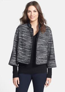Classiques Entier® 'Snowdon' Cotton & Wool Blend Knit Jacket